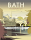 Bath The Georgian City steel fridge magnet (se)